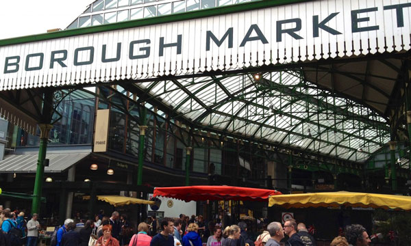 Borough-Market-London Electrical Refurbishment