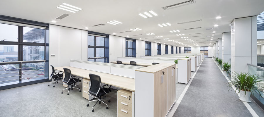 commercial sector electrical contractor