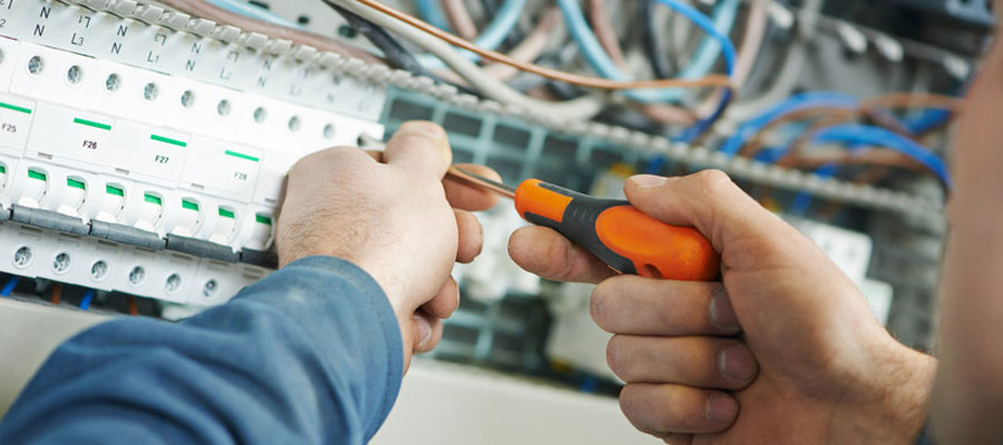 Electrical maintenance and repairs