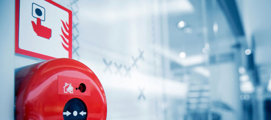 fire and security electrical contractor