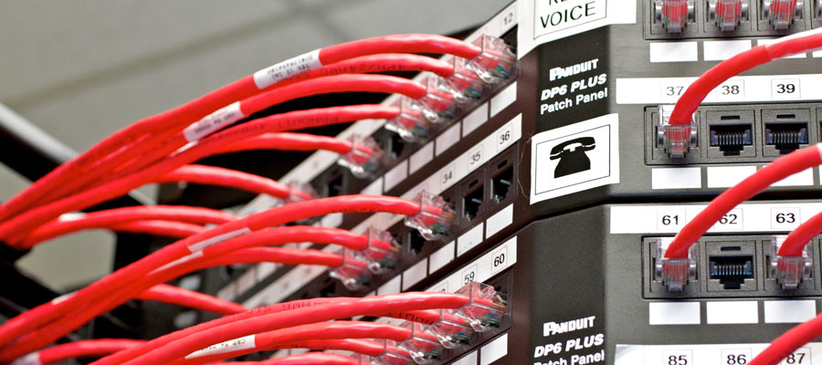 voice and data cabling electrical contractor